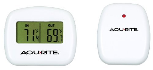 Acurite 00782A2 Wireless Indoor/Outdoor Thermometer Outdoor/Garden/Yard Maintenance (Patio & Lawn Upkeep)