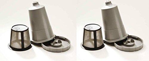 Keurig My K-Cup Replacement Coffee Filter Set fits B30 B40 B