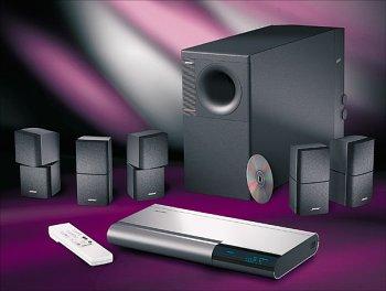 Bose Lifestyle 25 Series Ii System Black 120V