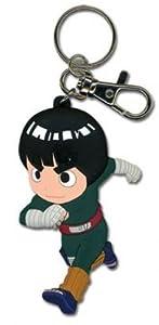 Naruto: Chibi Rock Lee Running PVC Key Chain