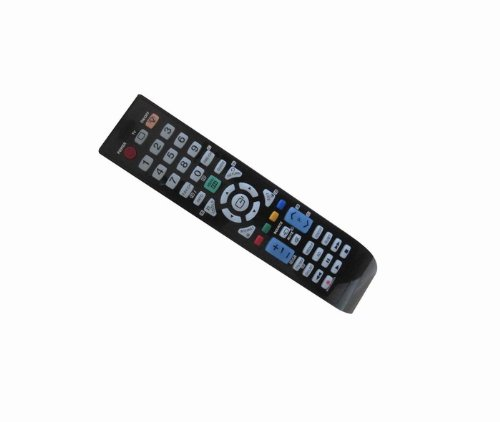 Universal Replacement Remote Control Fit For Samsung Pn58A650 Pn58A650T1F Ln52A750R1Fxzl Ln52A750R1Fxzp Plasma Lcd Led Hdtv Tv