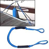 Buy Dock Buddy Stretching Dock Line Blue by Anchor Buddy