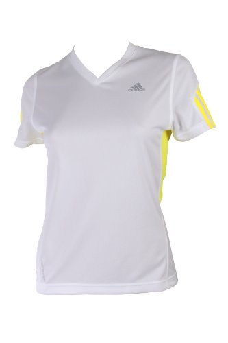 Adidas Response short sleeve Tee Womens Running T-Shirt Jogging shirt Top Climacool Formotion Training Sports for Ladies women