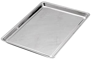 Norpro Stainless Steel 10 X 15 X 1 inch Jelly Roll Baking Pan