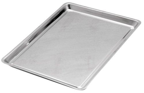 Norpro Stainless Steel 15 Inch X 10 Inch Jelly Roll Baking Pan