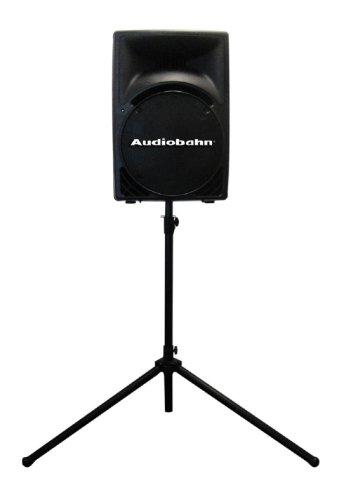 Audiobahn Adjstand Heavy Duty Adjustable Tri-Pod Dj Speaker Stand