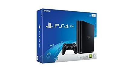 PlayStation 4 Pro - Konsole (1TB)