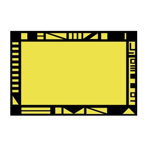 Amazon.com: Legends of the Hidden Temple Name Tag Sticker: Costume
