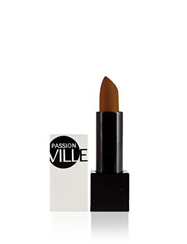 PASSION VILLE Matte Lipstick Colour 22 Belgium Choco Created by 287s (Mac Liner Teddy compare prices)