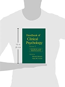 Handbook of Clinical Psychology, Volume 2: Children and Adolescents