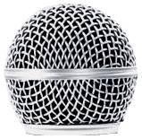 Silver Microphone Mesh For G158D