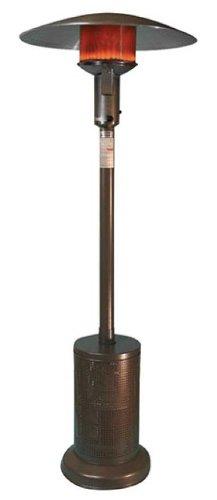 Liquid Propane Patio Heater Finish: Bronze