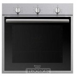 FORNO INC. 58LT CL.A MULTIF.6 TIMER PIZZA INOX