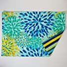 Fiesta® Reversible Placemat Turquoise