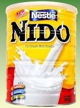Nestle Nido Instant Milk Powder Europe 400G (Case Of 12) front-1025777