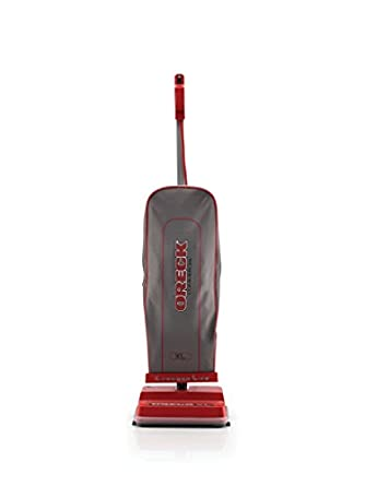Oreck Commercial U2000R-1 Commercial 8 Pound Upright Vacuum with Helping Hand Handle, 40' Power Cord