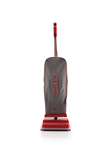 Oreck Commercial U2000R-1 Commercial 8 Pound Upright Vacuum with Helping Hand Handle, 40' Power Cord (Oreck Bagged Vacuum compare prices)