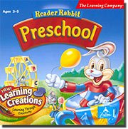Reader Rabbit Preschool Classic (Jewel Case)