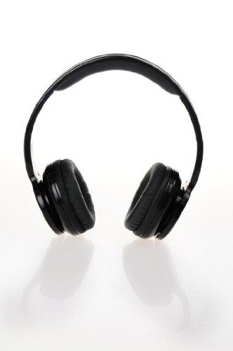 Hsini Wireless Bluetooth Stereo Headset Headphone Earphone For Apple Iphones, Ipads, Samsung Galaxy Note, Htc, Sony Xperia Smartphones