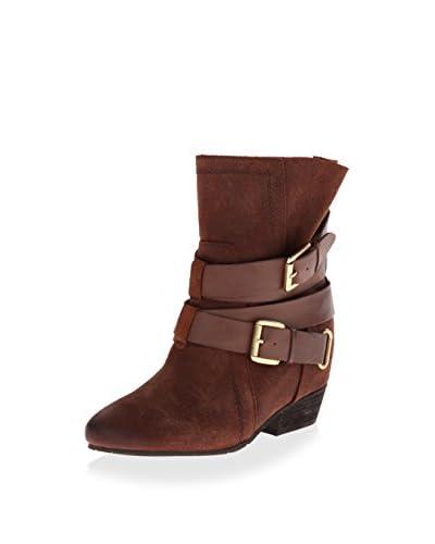 Naya Women's Ankle Boot  [Bridal Brown]