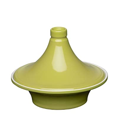 Marokkansk OvenLove Tagine Lime Green Stoneware.