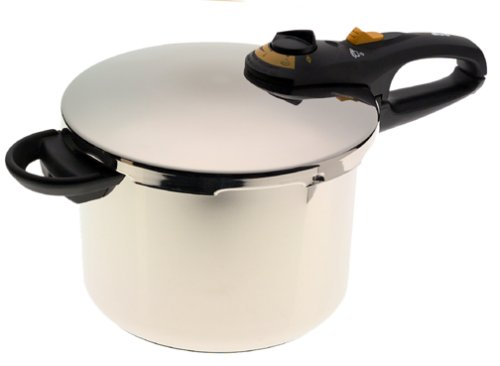 Fagor Duo Stainless-Steel 6-Quart
