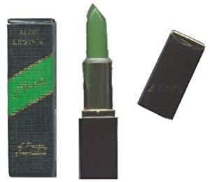 "Lipstick L'Paige ""BASIC GREEN"" long-lasting mosturizing AloeVera ""will Change"""