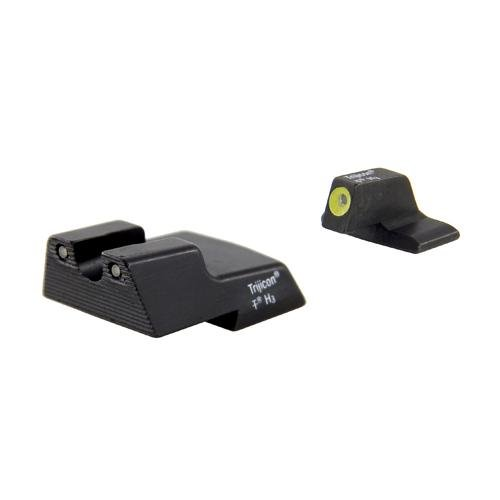 H and K Trijicon P30/45C HD Front Outline Night Sight Set, Y