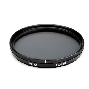 Hoya 67mm Circular Polarizer Glass Filter - B67CRPLGB