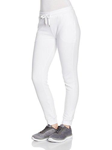 Pantaloni Bikkembergs Donna Cotone Bianco DW4800513800 Bianco S