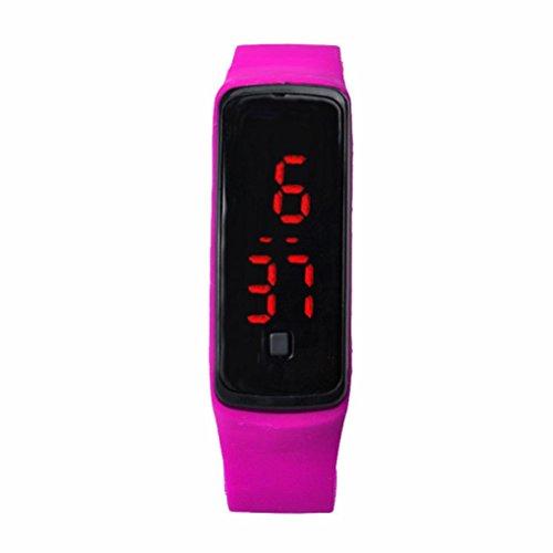 familizo-ultra-thin-unisex-sports-acrylic-digital-led-sports-bracelet-wrist-watch-baseball-hot-pink