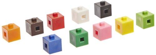 Plastic Activity Cube