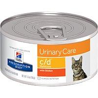 Hill's Prescription Diet C/d Multicare Feline With Chicken