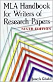MLA Handbook for Writers of Research Papers. Sixth Edition. Large Prin