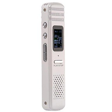 Zcl 8Gb Digital Voice Recorder Pen Flash Drive Mini Audio Voice Recorder Dictaphone Good Quality