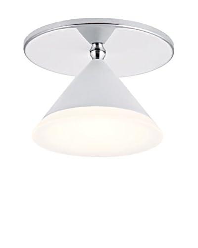 Minimal Lights Lámpara De Techo Trekant Blanco