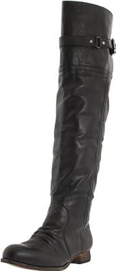 Carlos by Carlos Santana Women's Traverse Boot,Black Vintage,5.5 M US