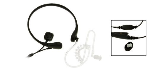 Gino Walkie Talkie Earphone Tube for Motorola 328