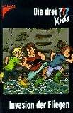 Die drei Fragezeichen-Kids, Bd.3, Invasion der Fliegen: BD 3 - Ulf Blanck