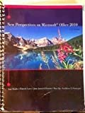 img - for New Prespective on Microsoft Office 2010 First Edition book / textbook / text book