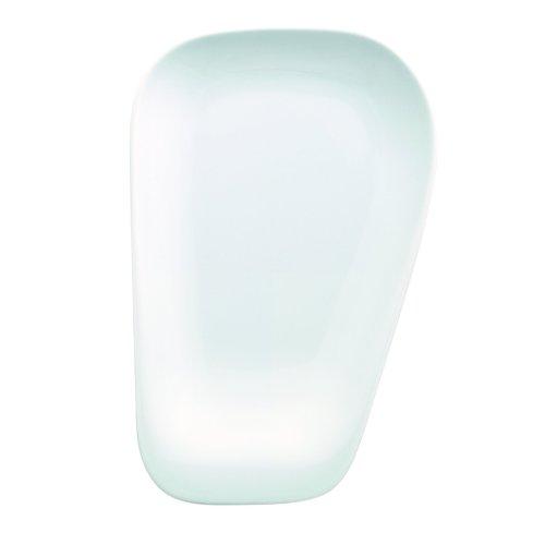 Elixyr white platter medium 10.63 inches
