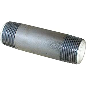 water heater nipple 3 4 x 3 pipe fittings