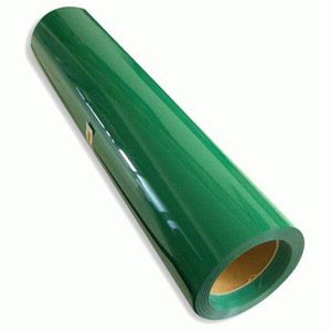 Cad-Cut Econoprint Green Heat Transfer Materials 20'' X 1Yd front-46814