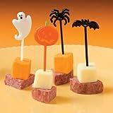 12 ct Halloween Cupcake or Appetizer Picks