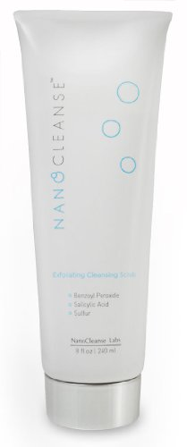 Nanocleanse - Exfoliating Cleansing Scrub And Acne Treatment Good Product Quality!!