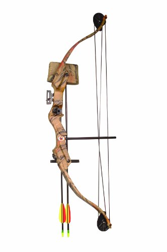 Arrow Precision Stag Youth Archery Recurve / Compound Set