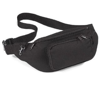 Deluxe Bum Bag Hip Pouch Waist Belt Bag
