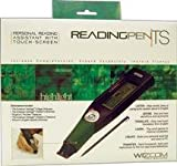 Wizcom ReadingPen TS Portable Reading Tutor (WRPTS)