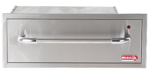 Bull Outdoor Products Stainless Steel Warming Drawer (Warming Drawers compare prices)