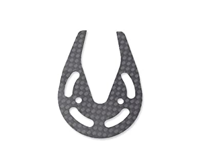 Parrot Upgrade Parts Motor Ring Guards Gear Protectors 4 Pcs for AR.Drone 1.0 / 2.0 Quadricopter - Carbon Fiber